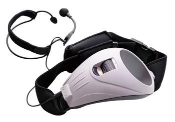 【販売終了】ハンズフリー拡声器ER-1000★被災時、屋外で必需品の拡声器です
