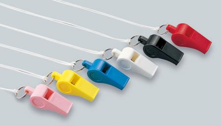 【お取り寄せ/返品不可】プラエコー(R)笛(同色10個セット)★スポーツやお散歩時に(※カラーをお選びください)