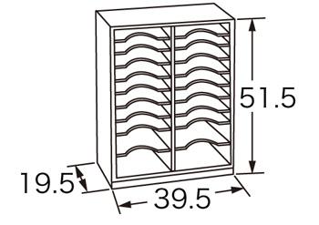 折り紙整理箱(おりがみせいりばこ)
