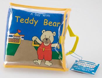 【完売】おぼえる英語 クマくんのいちにち★A Day With Teddy Bear