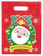 【お取り寄せ】クリスマスプレゼント袋★100枚入(※サイズをお選びください)
