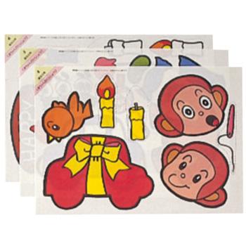 【完売】カラーパネルシアター誕生日号★くまちゃんのたんじょうび【お誕生日会が盛り上がる!】
