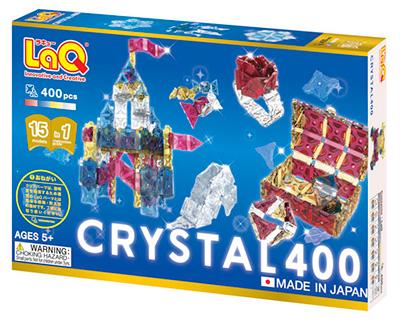 LaQクリスタル400(ラキュー)(5歳以上)