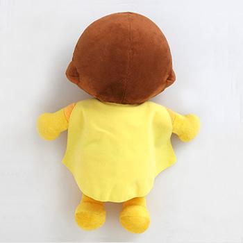 アンパンマン抱き人形ソフト(カレーパンマン)ぬいぐるみ