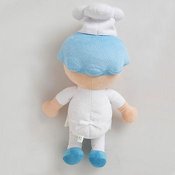 【完売しました】アンパンマン抱き人形ソフト(ジャムおじさん) ぬいぐるみ
