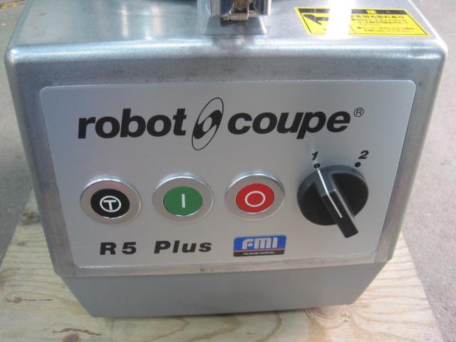 【FMI】【業務用】【中古】 カッターミキサー(ロボクープ) R-5PLUS 三相200V