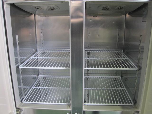 【ホシザキ】【業務用】【中古】 冷凍冷蔵庫 HRF-90ZFT◎ 2冷凍2冷蔵 単相100V