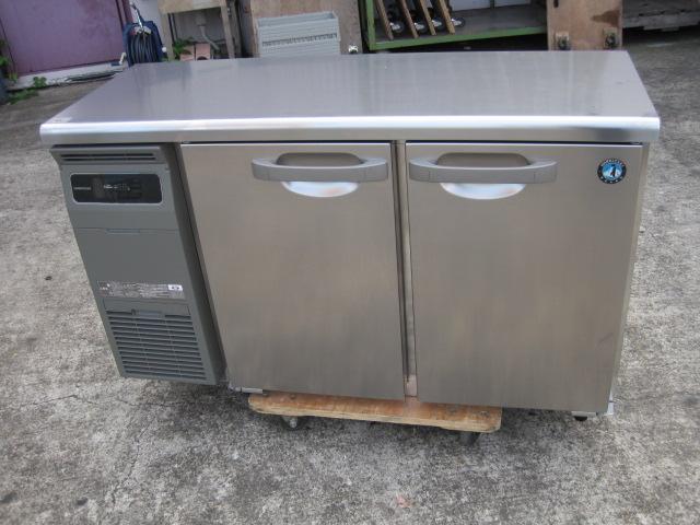 【ホシザキ】【業務用】【中古】 冷凍コールドテーブル FT-120MTCG 単相100V