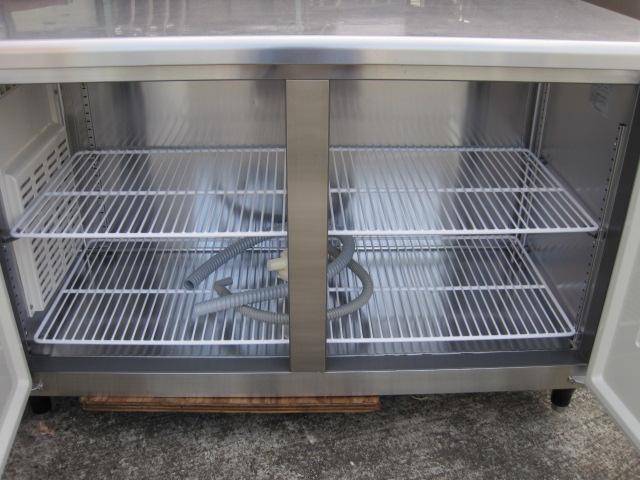 【フクシマガリレイ】【業務用】【中古】 冷蔵コールドテーブル AYC-150RM 単相100V