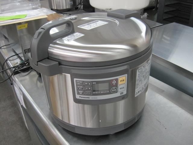 【パナソニック】【業務用】【未使用新古品】 IHジャー炊飯器 SR-PGC54 単相200V