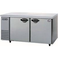 【パナソニック】【業務用】【新品】 冷蔵コールドテーブル SUR-K1561SB(旧:SUR-K1561SA) ※センターピラーなし 単相100V