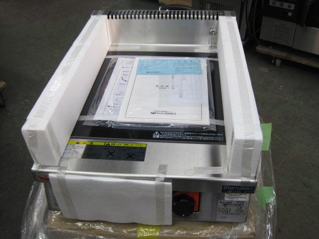 【マルゼン】【業務用】【未使用新古品】 IHコンロ MIHX-03C 三相200V