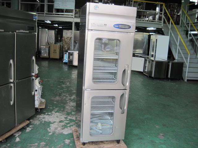 【ホシザキ】【業務用】【中古】 冷蔵庫 HR-63ZT◎ 単相100V