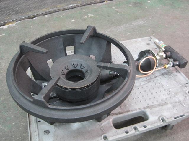 【マルゼン】【業務用】【未使用新古品】 ガスバーナー MG-250B 都市ガス