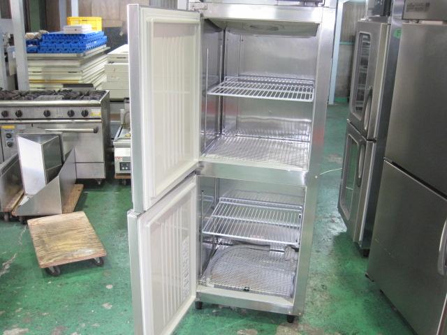 【ホシザキ】【業務用】【中古】 冷凍冷蔵庫 HRF-63LZT-ED◎ 単相100V