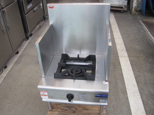 【マルゼン】【業務用】【中古】 スープレンジ RGS-066C 都市ガス