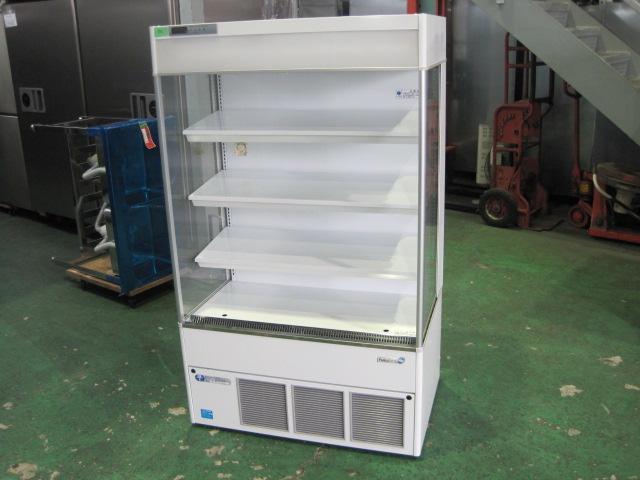 【フクシマガリレイ】【業務用】【中古】 オープン冷蔵ショーケース MCU-35GHPOR-F* 単相100V/三相200V