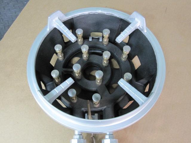 【タチバナ】【業務用】【未使用新古品】 ガスバーナー TG-12T 都市ガス