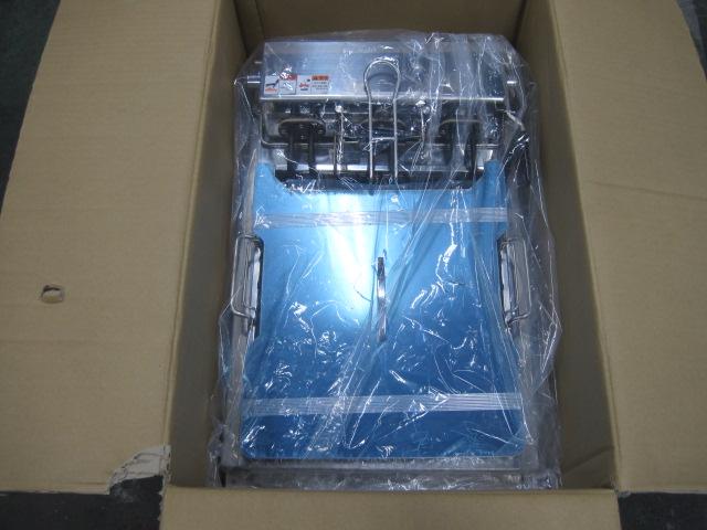 【マルゼン】 【業務用】【未使用新古品】 電気式フライヤー MEF-8TLC◎ 三相200V