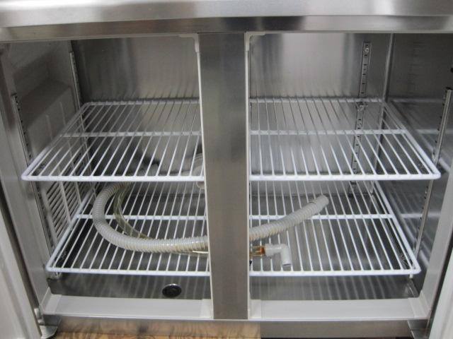 【ホシザキ】【業務用】【中古】 冷蔵コールドテーブル RT-120SNG 単相100V
