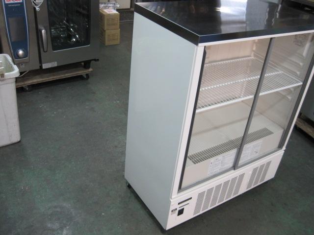 【ホシザキ】【業務用】【中古】 冷蔵ショーケース SSB-85CTL2 単相100V