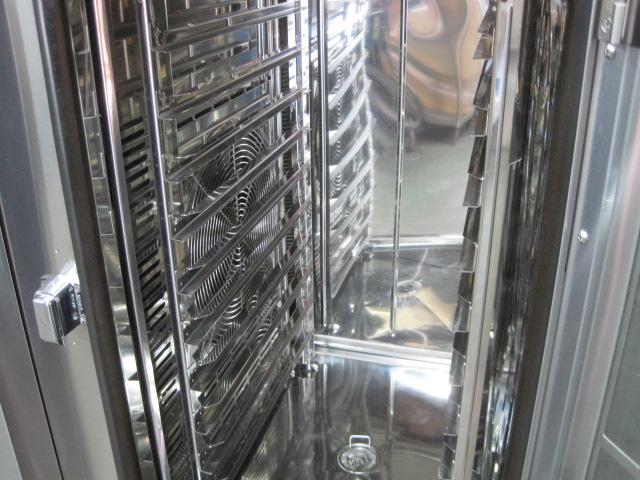【ホシザキ】【業務用】【中古】 ガススチームコンベクションオーブン MIC-10SA-G(CG) 都市ガス/単相100V