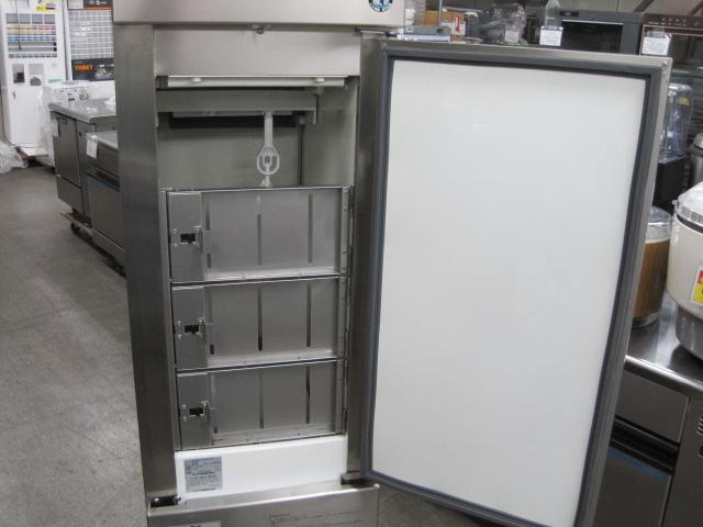【ホシザキ】【業務用】【中古】 ブロックアイス製氷機 BM-80WC*(水冷式) 三相200V