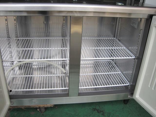 【フクシマガリレイ】【業務用】【中古】 冷凍コールドテーブル YRC-183FM2◎ 単相100V
