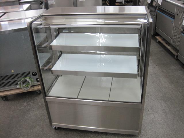 【大穂】【業務用】【中古】 対面冷蔵ショーケース OHGU-TRAf-900B 単相100V