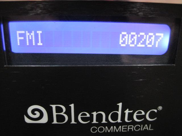 【FMI】【業務用】【中古】 スムージーブレンダー ICB-3JQ 単相100V