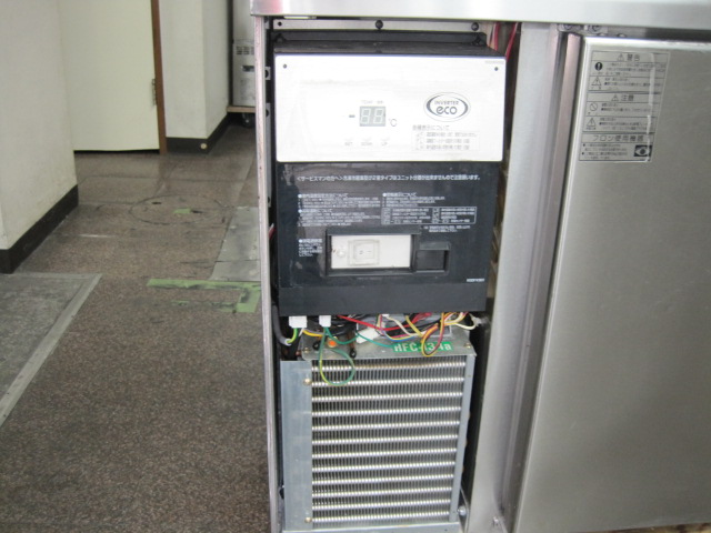 【フクシマガリレイ】【業務用】【中古】 冷蔵コールドテーブル AYC-120RM-F 単相100V