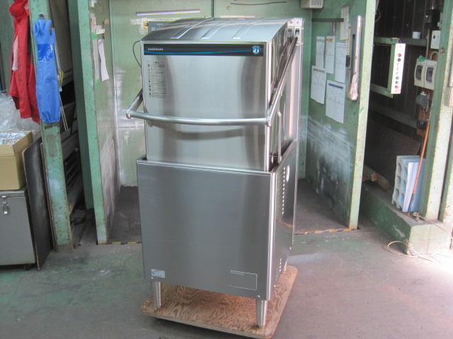 【ホシザキ】【業務用】【中古】 食器洗浄機 JWE-580UB* 三相200V ※50Hz専用