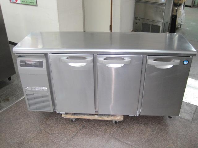 【ホシザキ】【業務用】【中古】 冷蔵コールドテーブル RT-150MTCG 単相100V