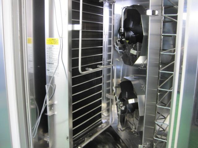 【ホシザキ】【業務用】【中古】 ブラストチラー HBC-12B3-AW* 三相200V