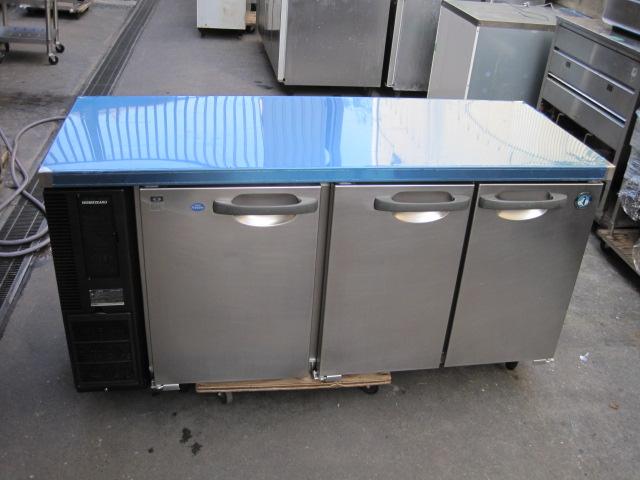 【ホシザキ】【業務用】【中古】 冷凍冷蔵コールドテーブル RFT-150PNE1 単相100V