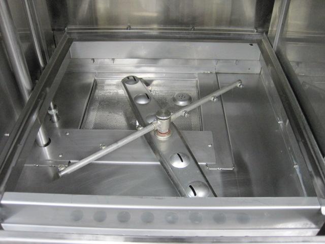 【タニコー】【業務用】【中古】 ガス式ブースター内蔵食器洗浄機 TDWG-4DB3L◎ 都市ガス/三相200V ※50Hz専用