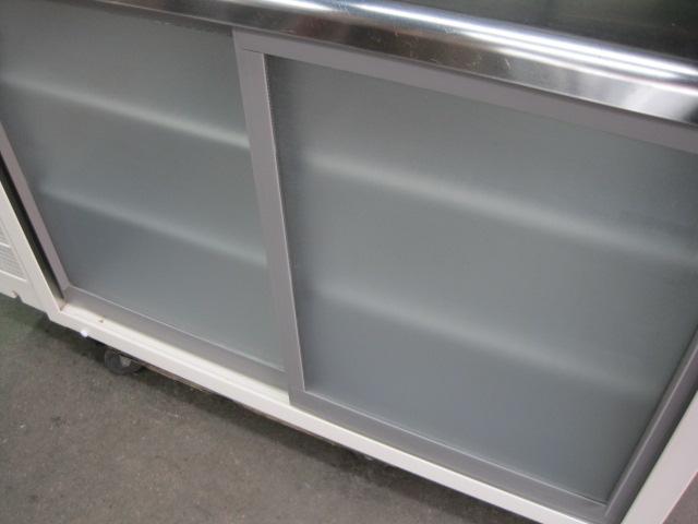 【ホシザキ】【業務用】【中古】 冷蔵ショーケース RTS-120STB2 単相100V
