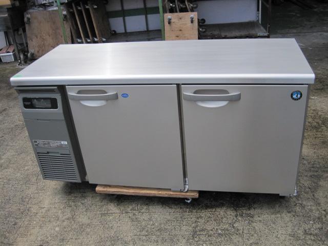 【ホシザキ】【業務用】【中古】 冷凍冷蔵コールドテーブル RFT-150SNG 単相100V