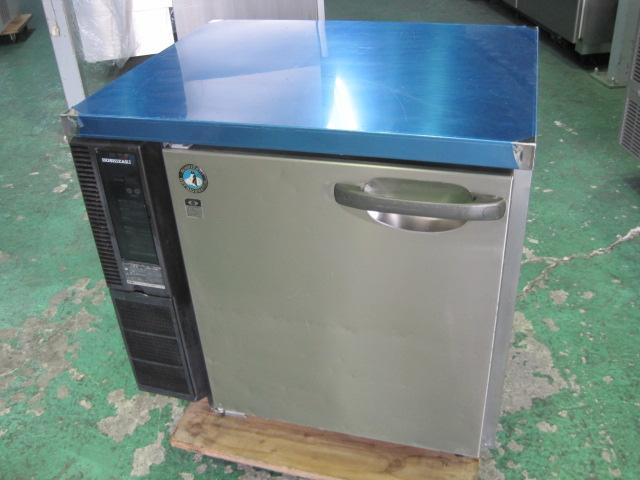 【ホシザキ】【業務用】【中古】 冷蔵コールドテーブル RT-80SNE1◎ 単相100V