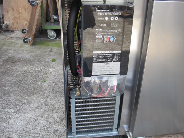 【ホシザキ】【業務用】【中古】 冷蔵コールドテーブル RT-120MTF-ML 単相100V