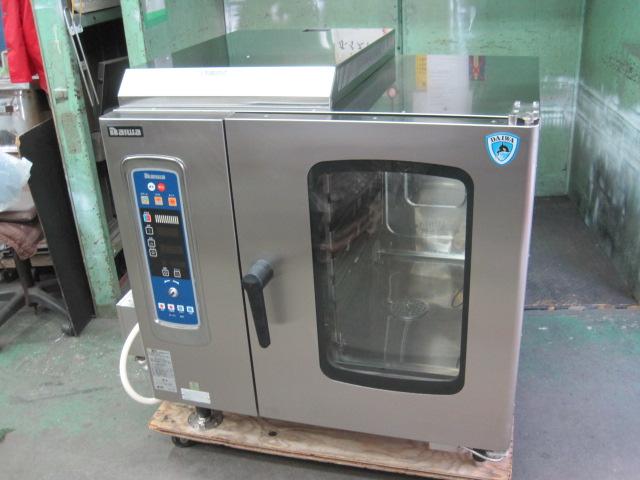【ダイワ】【業務用】【中古】 スチームコンベクションオーブン DSC-063MC-R* 三相200V