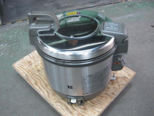 【パロマ】【業務用】【中古】 ガス炊飯器 PR-4200S-2 都市ガス/単相100V