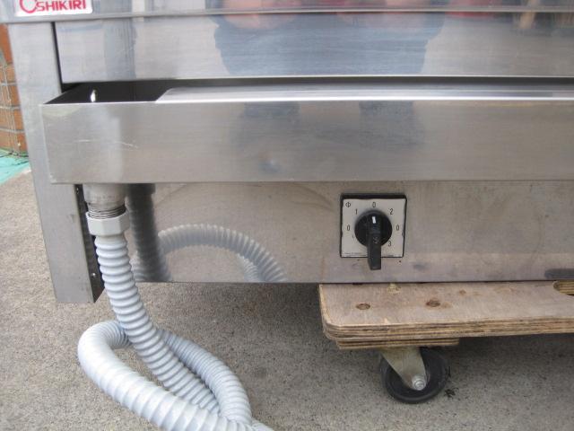 【押切電機】【業務用】【中古】 グリラー GK-12T 三相200V
