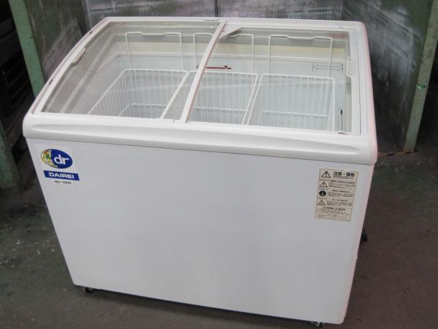 【ダイレイ】【業務用】【中古】 冷凍ショーケース RIO-100SS* 単相100V