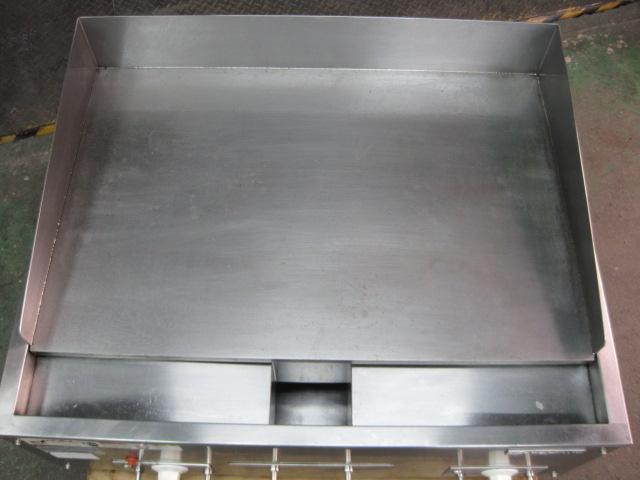 【ニチワ】【業務用】【中古】 電気グリドル TEG-750* 三相200V