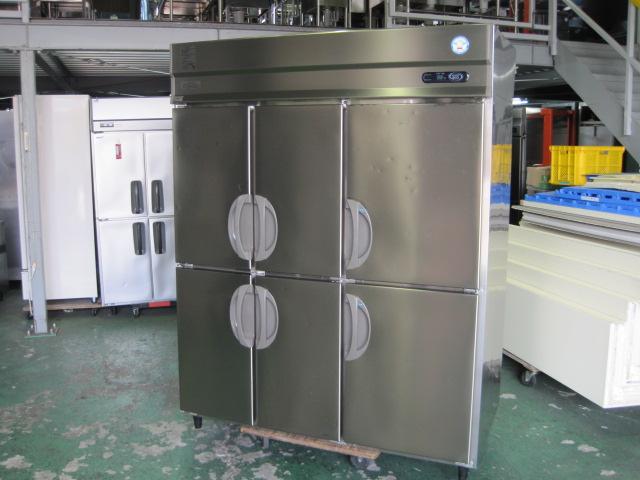 【フクシマガリレイ】【業務用】【中古】 冷凍冷蔵庫 ARD-1562PMD◎ 2冷凍室4冷蔵室 三相200V
