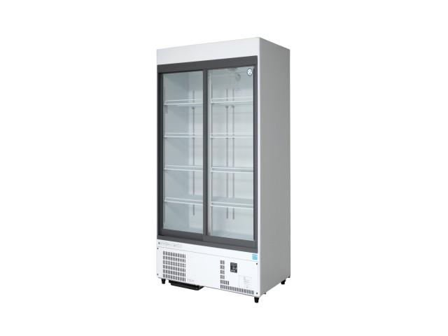 【フクシマガリレイ】【業務用】【新品】 リーチイン冷蔵ショーケース MSU-090GHWSR◎ 単相100V
