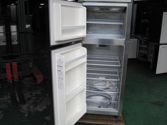 【ホシザキ】【業務用】【中古】 冷凍冷蔵庫 HRF-63ZT-L◎ 単相100V