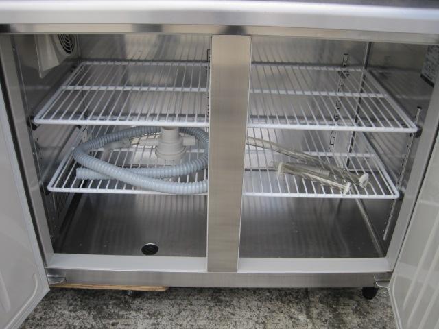 【ホシザキ】【業務用】【中古】 冷凍冷蔵コールドテーブル RFT-180SNF◎ 単相100V