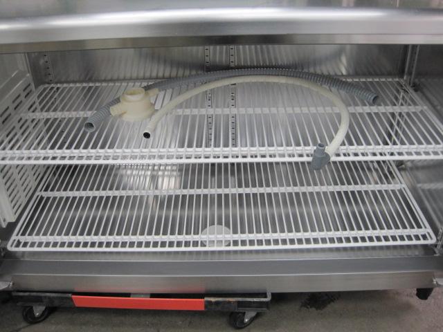 【フクシマガリレイ】【業務用】【中古】 冷蔵コールドテーブル AYC-150RM-F 単相100V